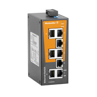 Switch IE-SW-BL08-8TX, 8 port